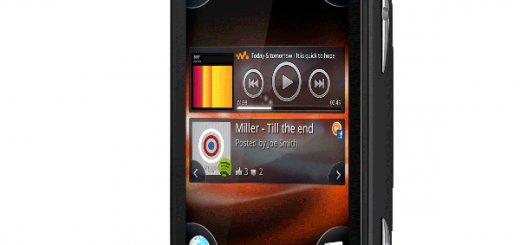 Sony Ericsson Live with Walkman Android mobitel
