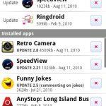 Appbrain Android aplikacija