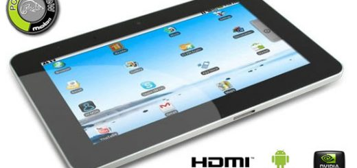 Point of View Mobii Tegra 10.1'' Android tablet