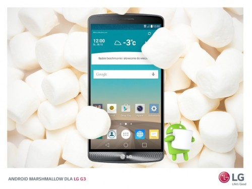 LG G3 Android 6.0 Marshmallow download